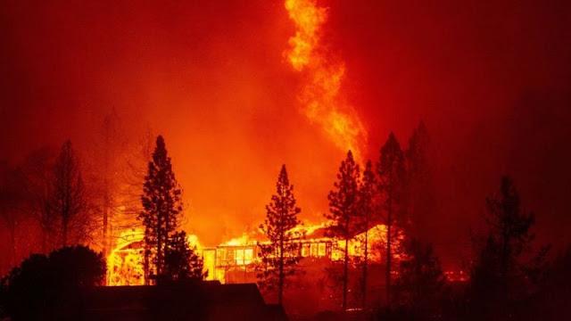 جريمة قتل ثلاثينية وراء حرائق كاليفورنيا المميتة