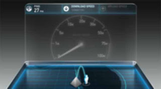 Sri Lanka Minimum broadband speeds in 2013