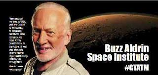 Buzz Aldrin sees UFO
