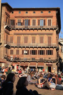 Palazzo Piccolomini in Siena