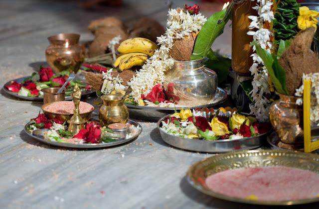 హిందువులు పూజా విధానం - Puja, pooja vidhanam