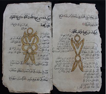 Naskah Tarekat Muhammadiyah