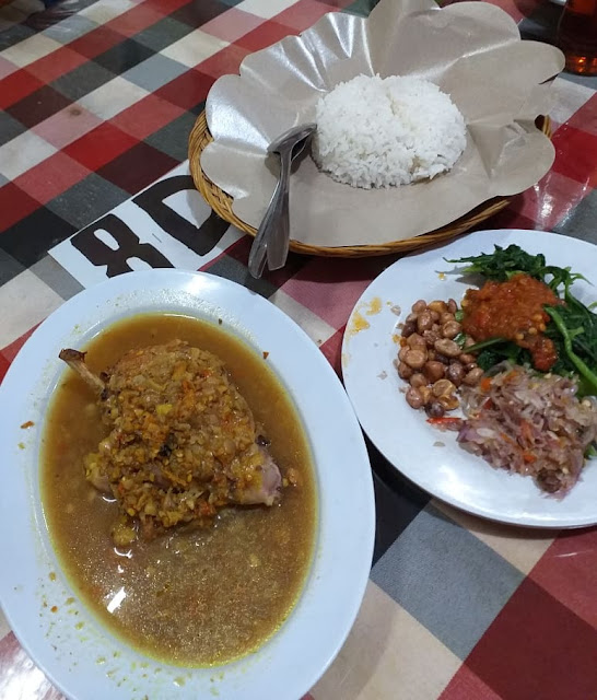 Ayam Betutu Khas Bali Gilimanuk