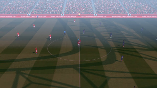 Fogs Mod For Smoke Patch PES 2017