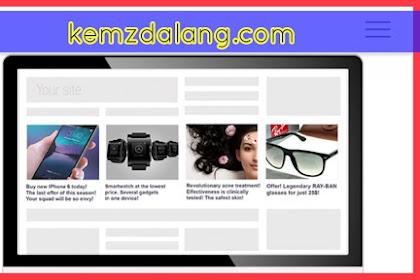 PayClick Jaringan Native Ads: Daftar & Pasang Iklan di Blog