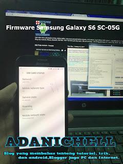 Firmware Samsung Galaxy S6 SC-05G