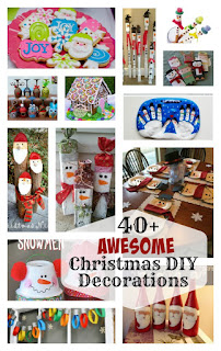 Christmas DIY Decorations - Learning and Exploring Through Play