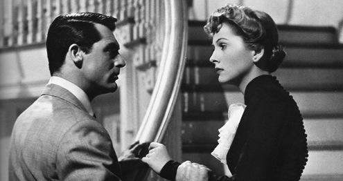 Not in Kansas Any More: Movie Musings: Suspicion (1941)