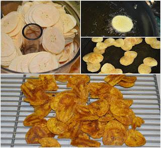 Crispy Plantain Chips
