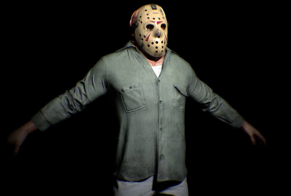 Friday The 13th The Game Reveals Part 3 Jason Voorhees