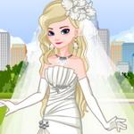 لعبة تلبيس العروسة الجميلة