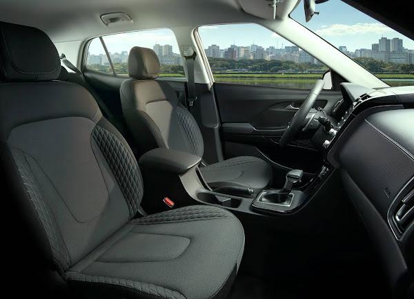 Novo Hyundai Creta 2022 - Comfort - Interior