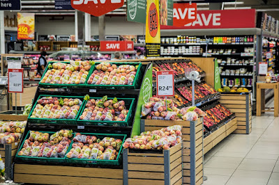 Grocery stores in Pakistan