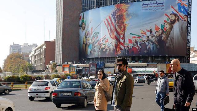 Irán: tercera ola de protestas por Asharq Al-Awsat