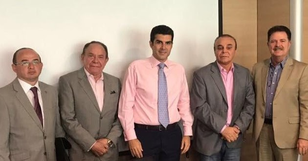 Resultado de imagem para Sérgio Aguiar (PDT) e Manoel Duca (PDT) levaram o estudo ao ministro da Integração Nacional, Helder Barbalho