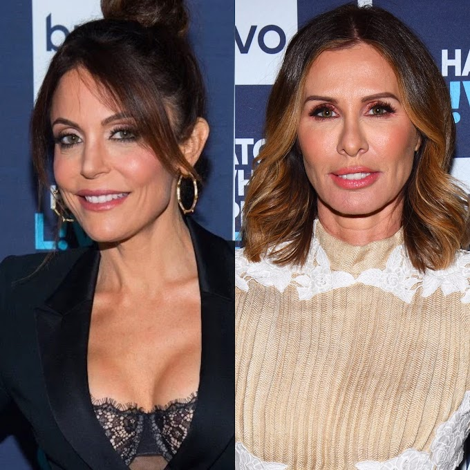 The Alleged Real Reason Behind Bethenny Frankel And Carole Radziwill's Fallout Revealed!