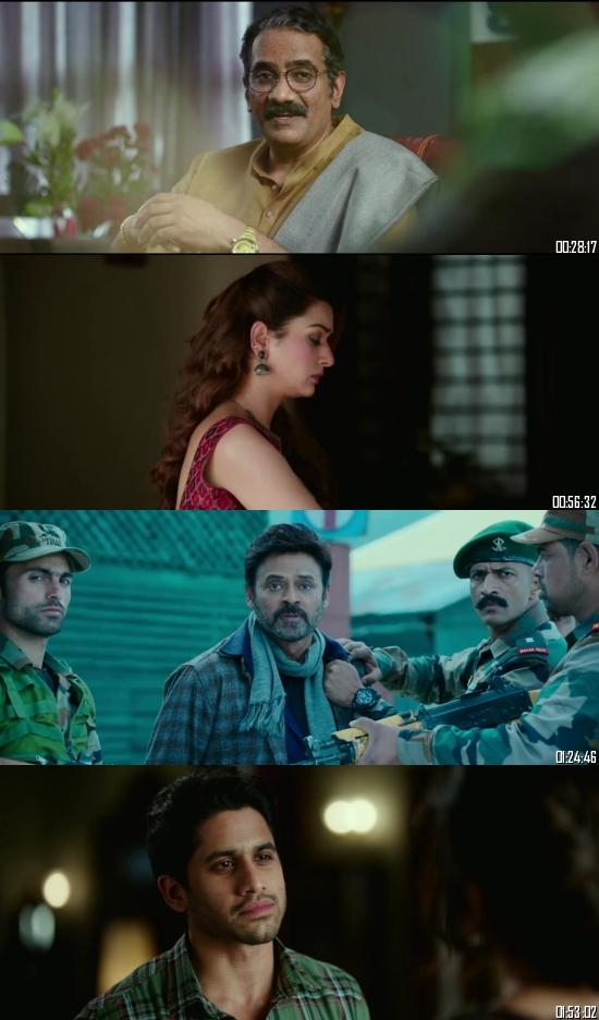 Venky Mama 2019 UNCUT HDRip 720p 480p Dual Audio Hindi Full Movie Download