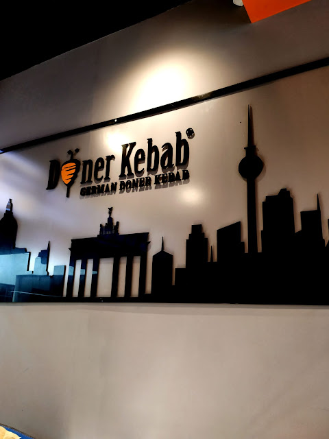 THE LUXURY DONER KEBAB DONE RIGHT AT GERMAN DONER KEBAB IN CROYDON