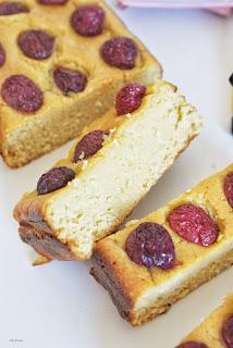 fit ciasto z białej fasoli bez mąki