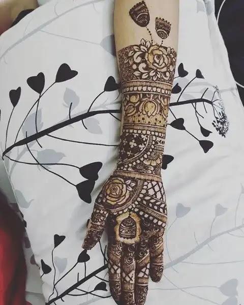 new-karwachauth-henna