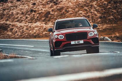 2022 Bentley Bentayga Review, Specs, Price