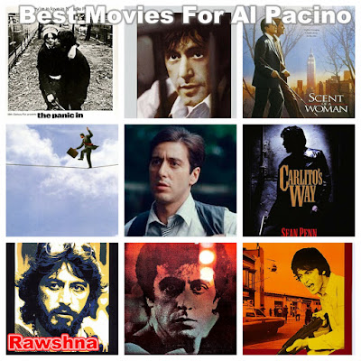 أفضل أفلام آل باتشينو على الاطلاق Al Pacino The Panic In Needle Park  And Justice For All Scent Of A Woman Glengarry Glen Ross قائمة أفضل 10 أفلام آل باتشينو