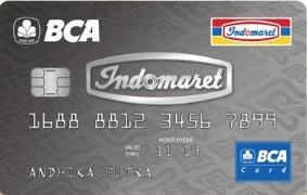 gambar Kartu Kredit BCA Indomaret