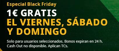 betfair promo Black Friday 2020
