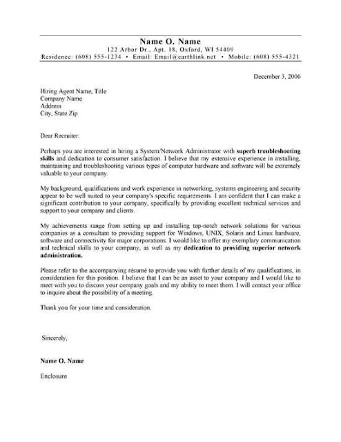 Contoh Surat Lamaran Kerja Bahasa Inggris (via: contohsurat.co)