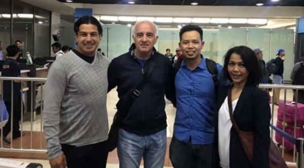 Ini Kata Mario Gomez Setelah Mendarat di Indonesia Sore Tadi
