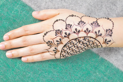 mehandi designs for kids