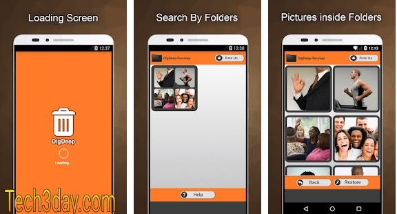 أفضل 5 تطبيقات لاستعادة الصور والفيديوهات المحذوفة للأندرويد