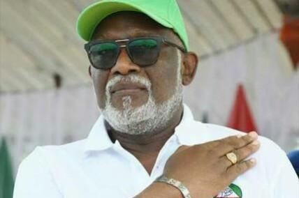 Gov Akeredolu attacks Oshiomhole: You Will Destroy APC With Your Impunity