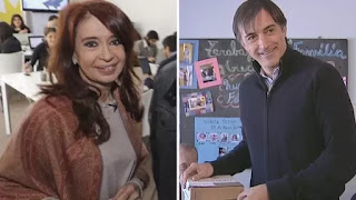 Con más del 80% de las mesas escrutadas, Esteban Bullrich permanece siete puntos por arriba de Cristina Kirchner