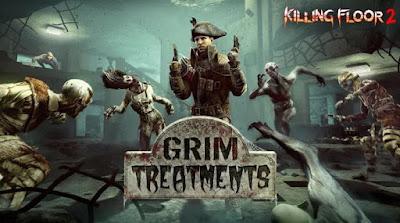 تنزيل لعبة Killing Floor 2: Grim Treatments للكمبيوتر كامله