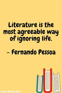 quote about reading and life