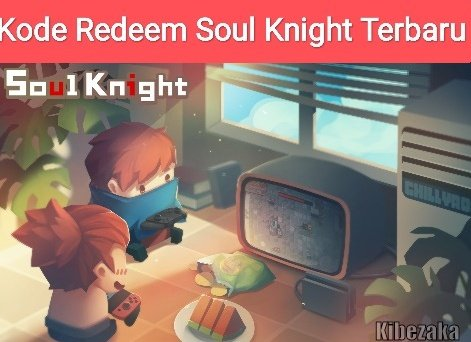 kode redeem soul knight aktif terbaru