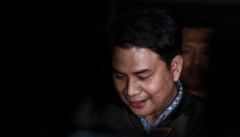 KPK Tangkap Azis Syamsuddin Di Jakarta