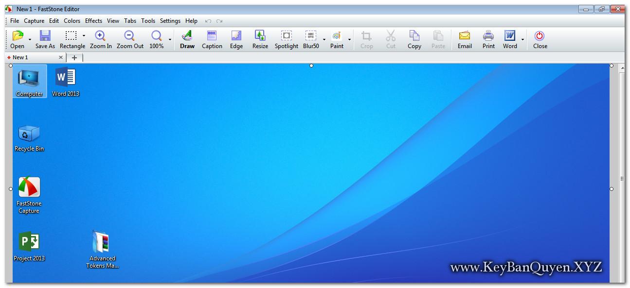 FastStone Capture 9.0 + Key , Phần mềm chụp và quay màn hình máy tính chuyên nghiệp.