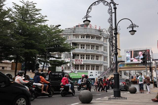 Cagar Budaya di Sekitar Alun-alun Kota Bandung