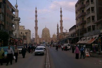 Masjid Sidi Ahmad Badawi