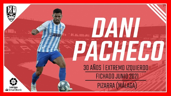 Oficial: UD Logroñés, firma Dani Pacheco