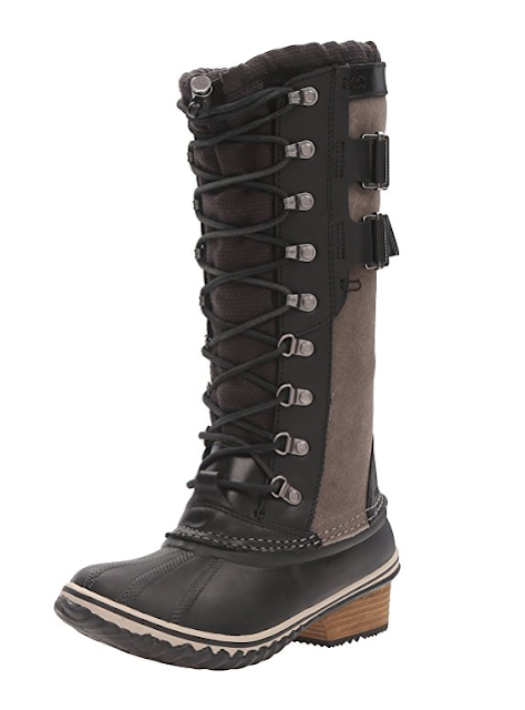Amazon: Sorel Conquest Carly II Snow Boots only $90 (reg $225) + free shipping
