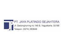 Lowongan Kerja Customer Relation Officer di PT. Jaya Platindo Sejahtera - Yogyakarta