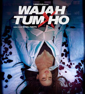 Wajah Tum Ho Hindi Movie Poster
