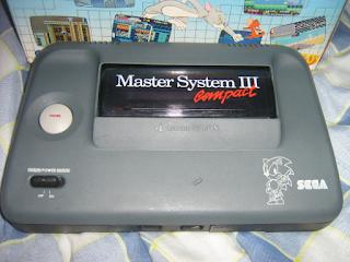 sega master system 3 exclusiva brasil tectoy