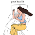 {SHOCKING} See How Your Position Of Sleep Can Affect Your Health