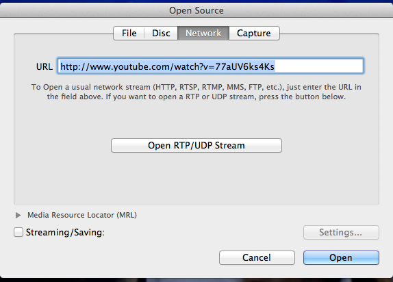 How To: Save A Youtube Video To Disk Using VLC | --Tech Bytes--