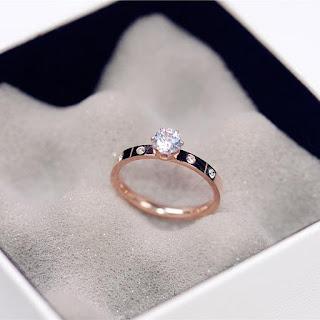 cincin emas pernikahan