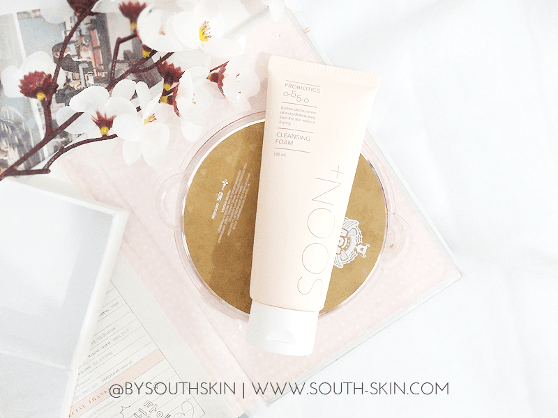 review-soon-plus-55-cleansing-foam